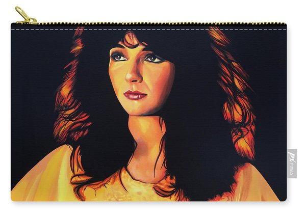 Kate Bush Painting Carry-all Pouch
