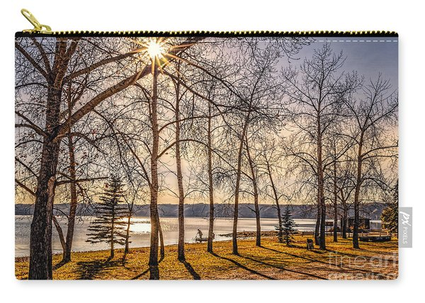 Katepwa Lake In Saskatchewan Carry-all Pouch