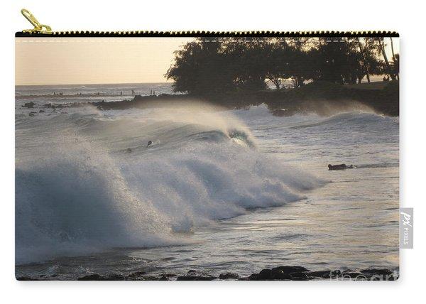 Kauai - Brenecke Beach Surf Carry-all Pouch