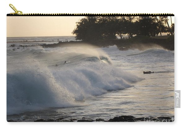 Kauai - Brenecke Beach Surf Carry-all Pouch
