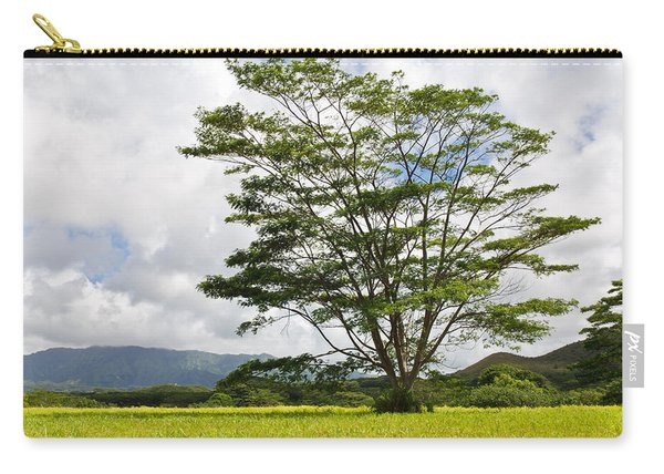 Kauai Umbrella Tree Carry-all Pouch