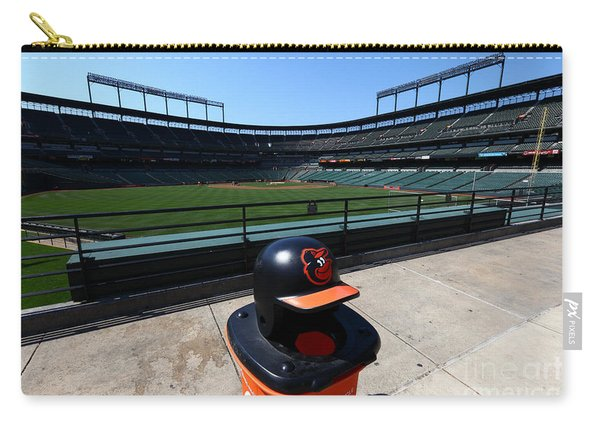 Keeping Oriole Park Tidy Carry-all Pouch