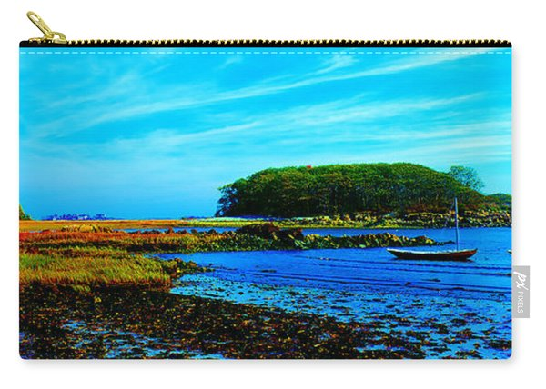 Kennebunkport  Vaughn Island  Carry-all Pouch