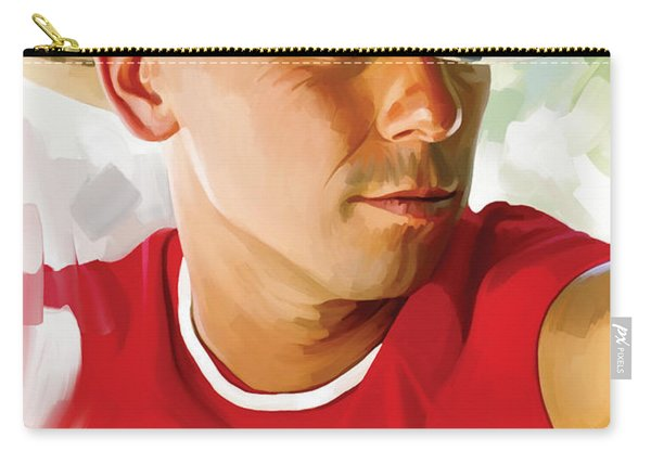 Kenny Chesney Artwork 1 Carry-all Pouch