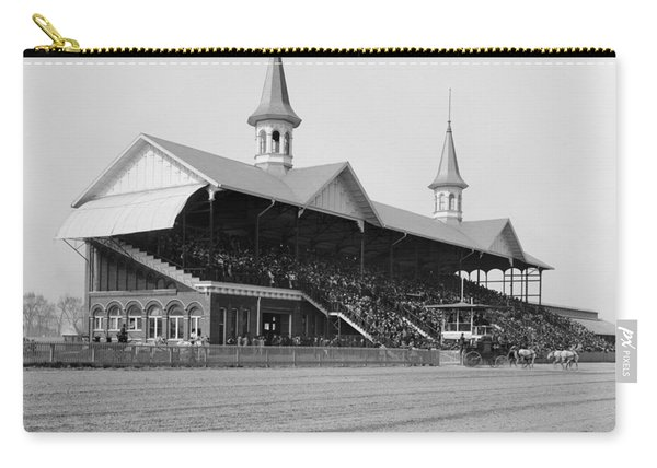 Kentucky Derby, 1901 Carry-all Pouch