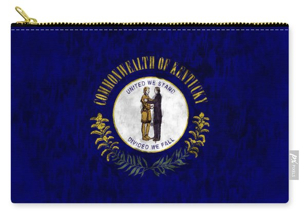 Kentucky Flag Carry-all Pouch