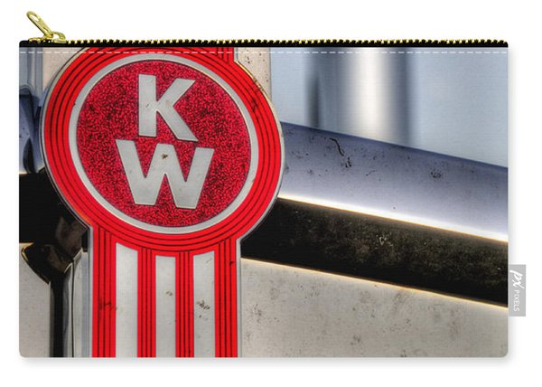 Kenworth Hood Logo 34709 Carry-all Pouch