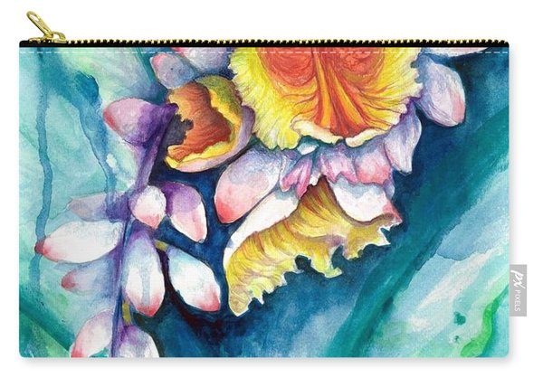 Key West Ginger Carry-all Pouch
