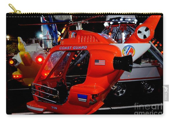 Kiddie Copter - Coast Guard Carry-all Pouch