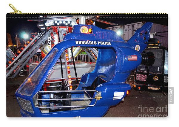 Kiddie Copter - Honolulu Police Carry-all Pouch