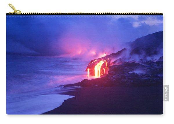 Kilauea Volcano, Hawaii, Usa Carry-all Pouch