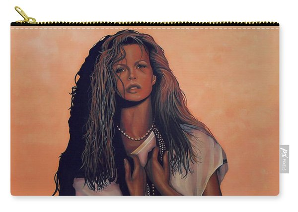 Kim Basinger Carry-all Pouch