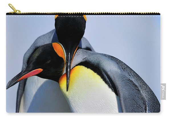 King Penguins Bonding Carry-all Pouch
