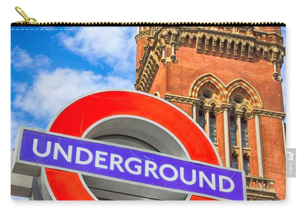 Kings Cross Underground Carry-all Pouch