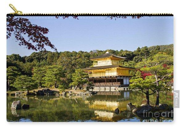 Kinkakuji Gold Pavilion Carry-all Pouch