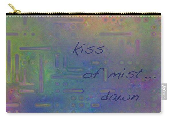 Kiss Of Mist Haiga Carry-all Pouch