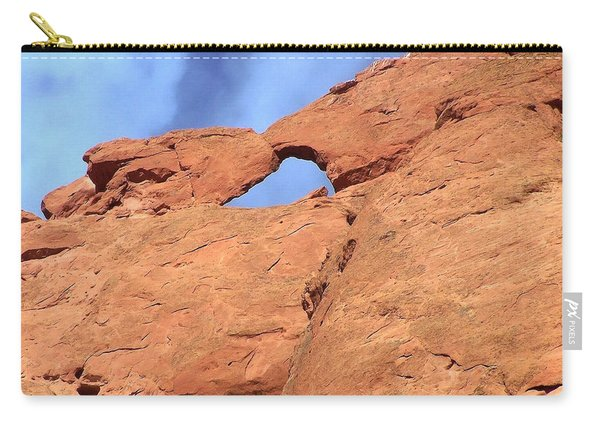 kissin Camels rock formation Carry-all Pouch