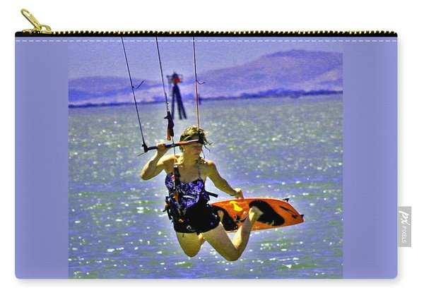 A Kite Board Hoot Carry-all Pouch