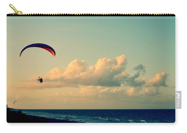 Kitty Hawk Carry-all Pouch