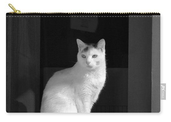 Kitty In The Window Carry-all Pouch