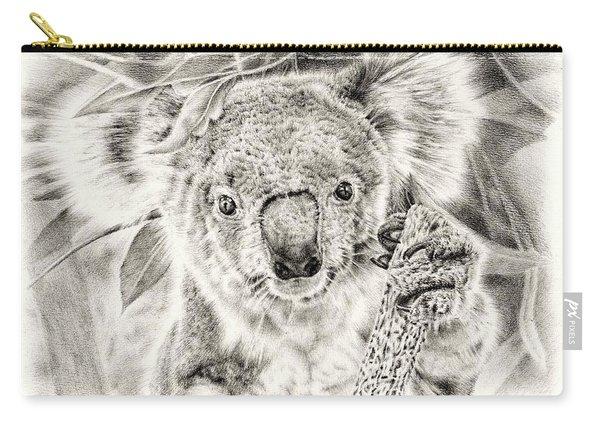 Koala Garage Girl Carry-all Pouch