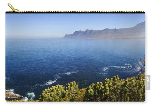 Kogelberg Area View Over Ocean Carry-all Pouch