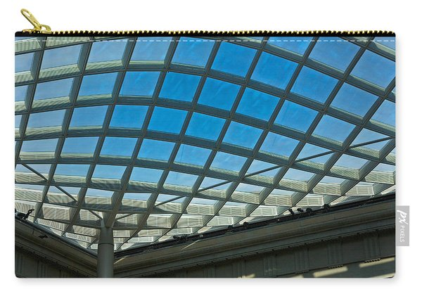 Kogod Courtyard Ceiling #3 Carry-all Pouch