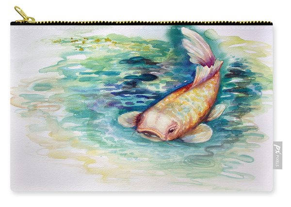 Koi I Carry-all Pouch