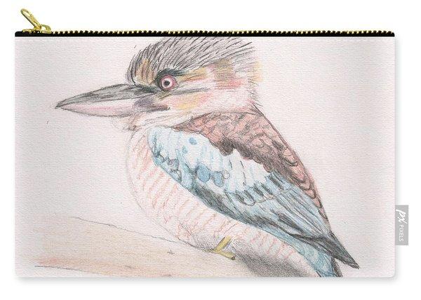 Kookaburra Cuteness Carry-all Pouch