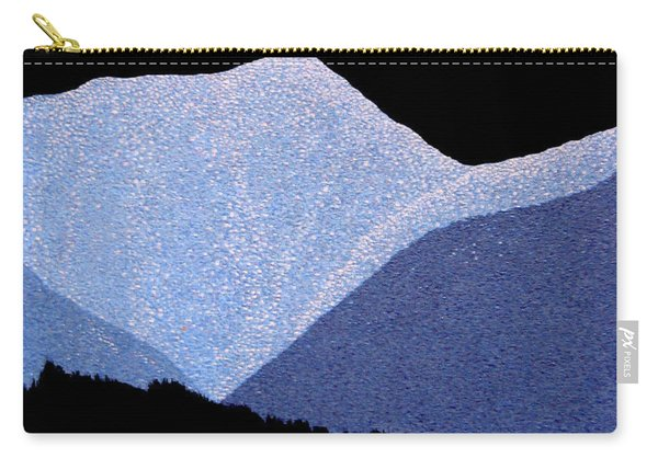 Kootenay Mountains Carry-all Pouch