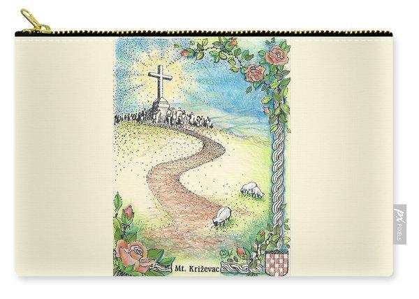 Krizevac - Cross Mountain Carry-all Pouch