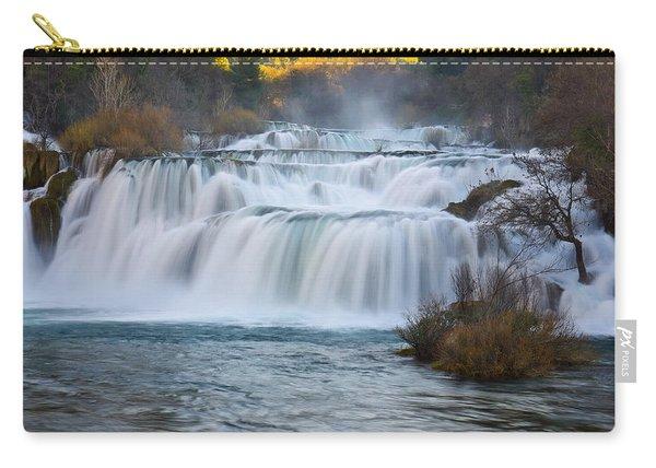 Krka Waterfalls Carry-all Pouch