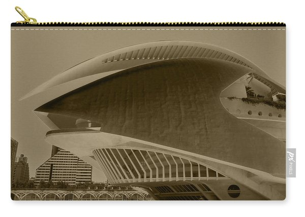 L' Hemisferic - Valencia Carry-all Pouch