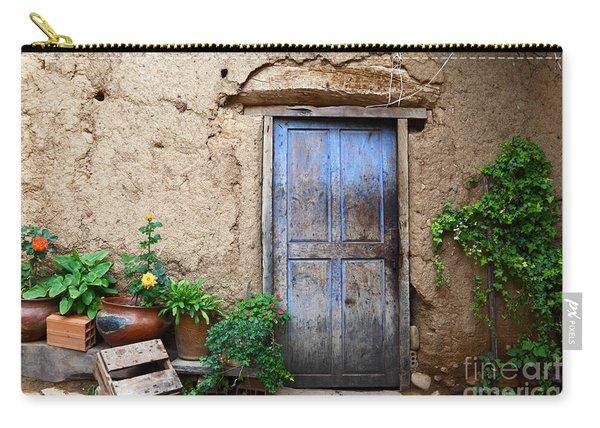 La Casa Vieja 1 Carry-all Pouch