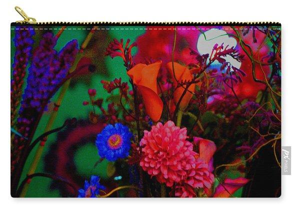 La Cueillette De Fleurs Carry-all Pouch