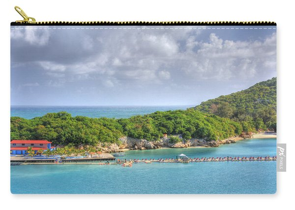 Labadee Carry-all Pouch