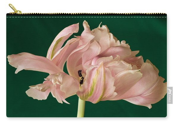 Lacey Tulip Carry-all Pouch