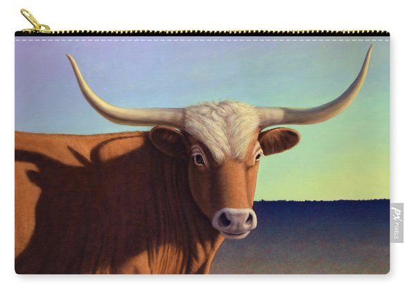 Lady Longhorn Carry-all Pouch