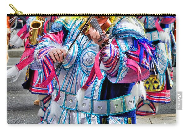 Lady Viking Mummer Carry-all Pouch