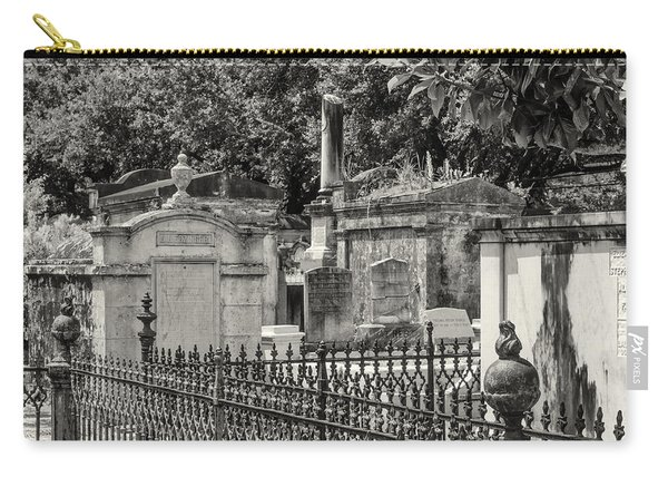 Lafayette Cemetery No. 1 Carry-all Pouch