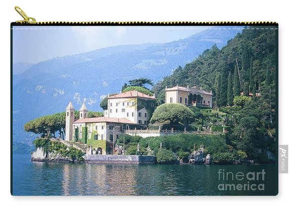 Lake Como Palace Carry-all Pouch