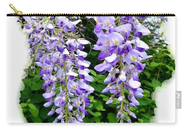 Lake Country Wisteria Carry-all Pouch