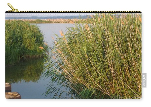 Lake Erie Grasses Carry-all Pouch