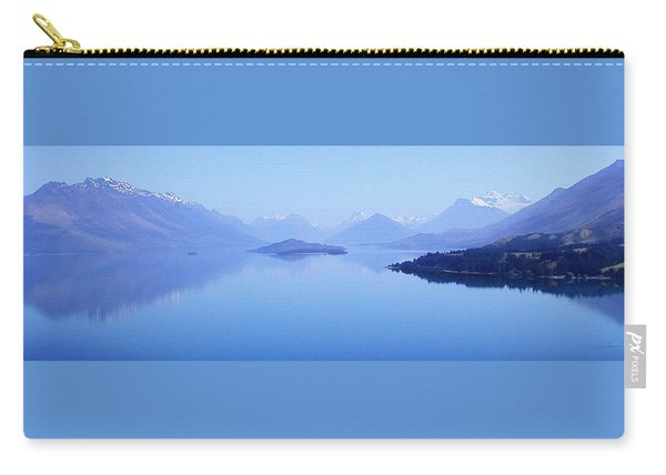 Lake Glenorchy New Zealand Carry-all Pouch