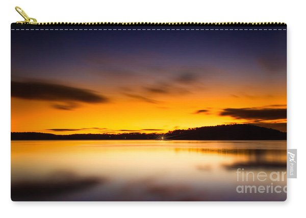 Lake Lanier Sunrise Carry-all Pouch
