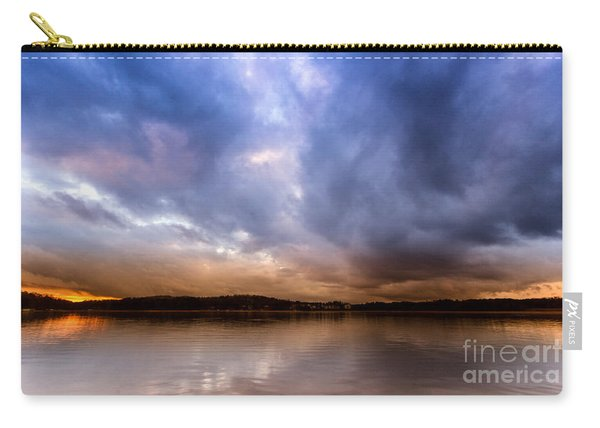 Lake Lanier Sunset Carry-all Pouch