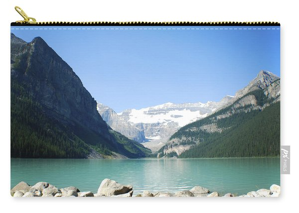 Lake Louise Alberta Canada Carry-all Pouch