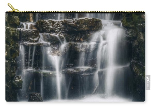 Lake Park Waterfall 2 Carry-all Pouch