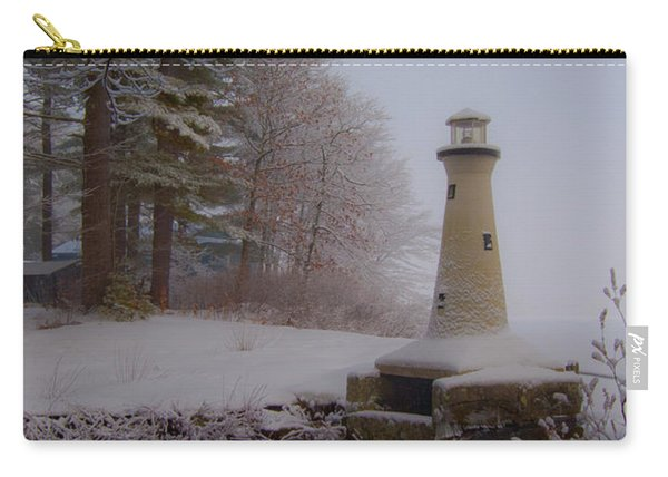 Lake Potanipo Lighthouse Carry-all Pouch