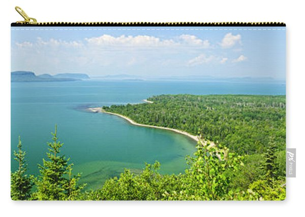 Lake Superior Panorama Carry-all Pouch